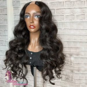 peluca natural parte u virgen